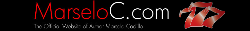 MarseloC.com The Official Website of Author Marselo Cadillo
